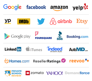 Managed Your Online Reviews On Over 100 Review Sites
