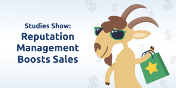 Study Shows Online Reputation Management Helps Businesses Boost Sales
