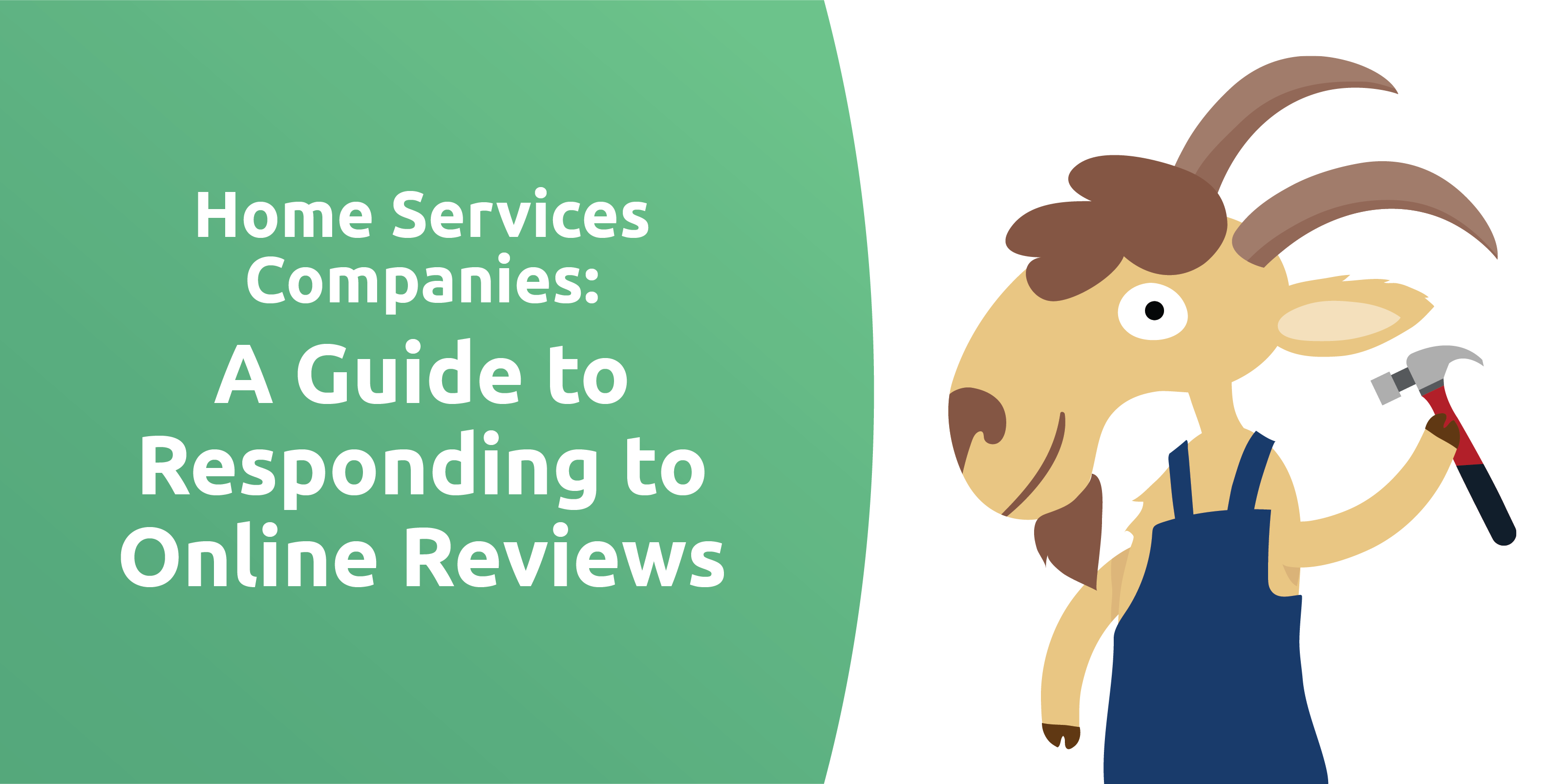 Get more reviews for home service businesses