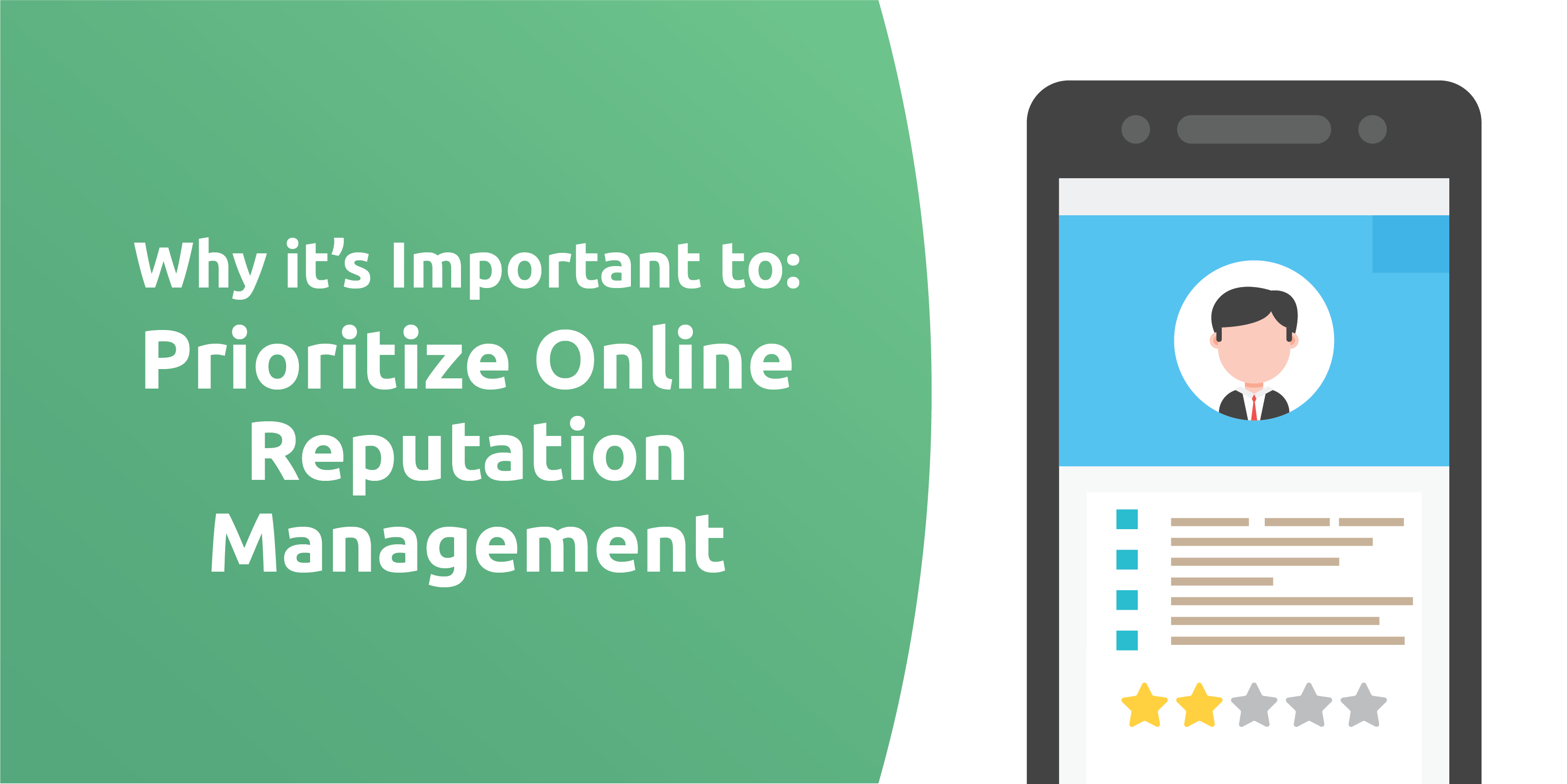Why It's Important for Businesses to Prioritize Online Reputation Management