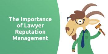 lawyer reputation management