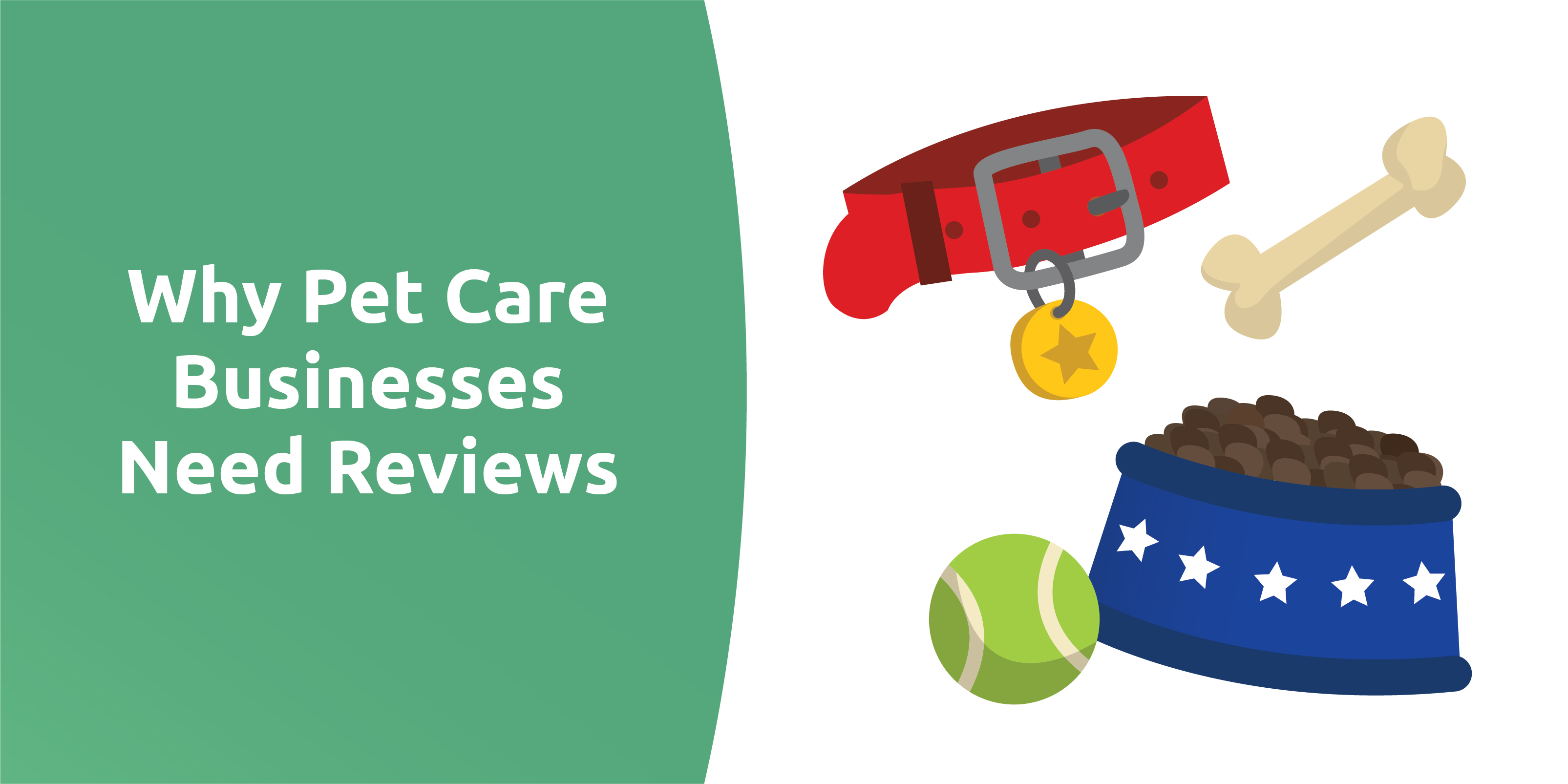 Reasons why pet care businesses need online reviews