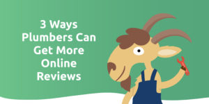 3 Ways Plumbers Can Get More Online Reviews