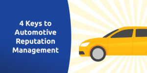 automotive reputation management