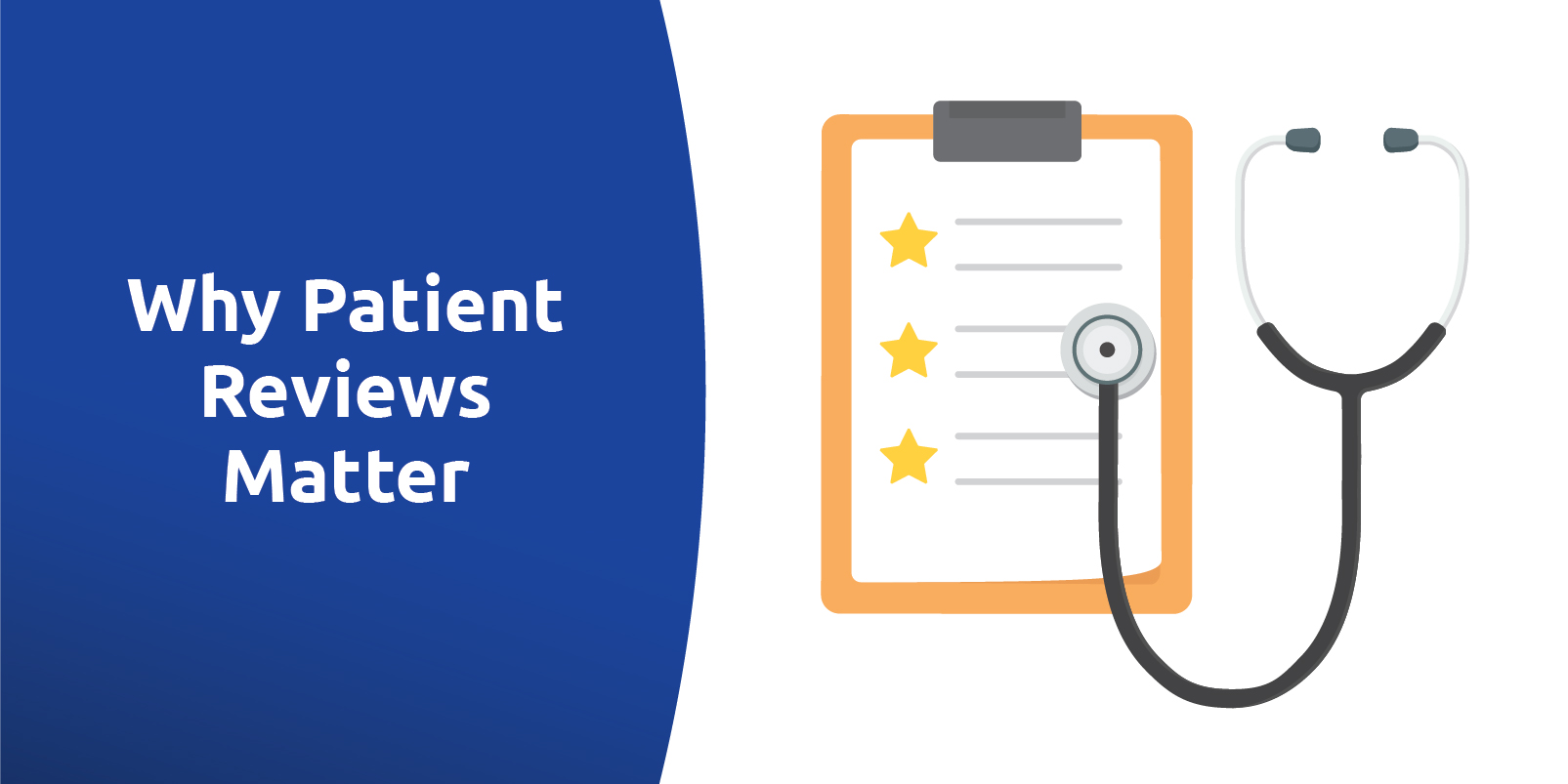 Why patient reviews are critical for healthcare facilities