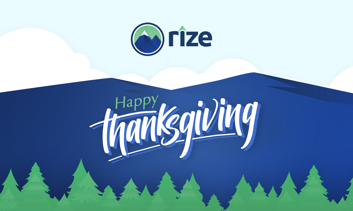 Happy Thanksgiving From Rize Reviews