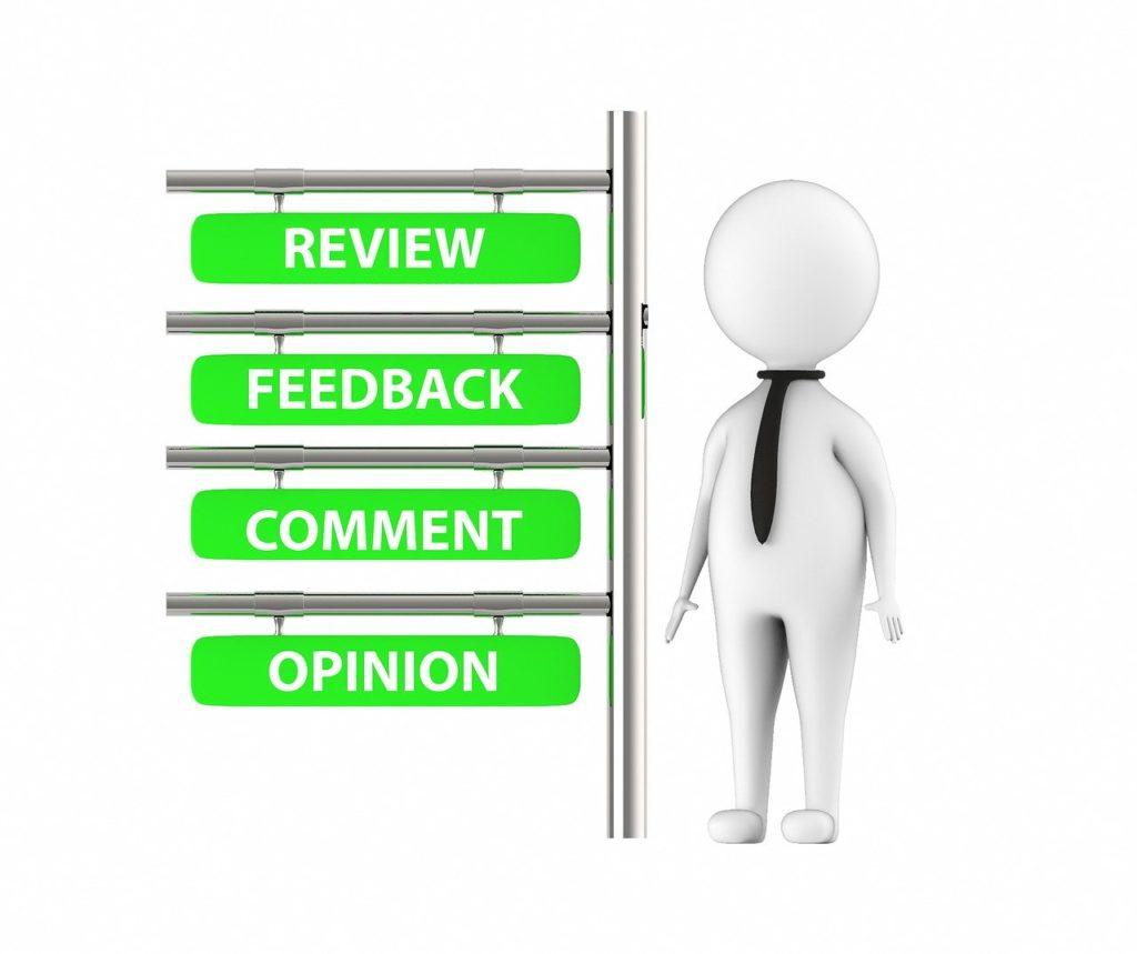 Responding to reviews