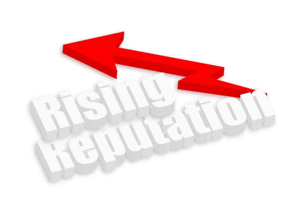 Rising Reputation