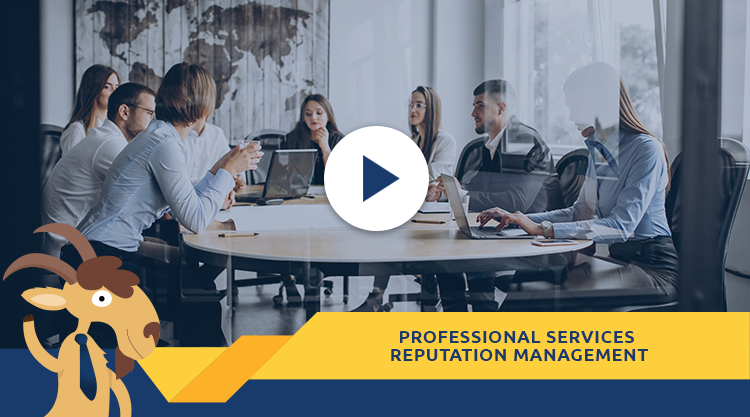 Professional Services Reputation Management