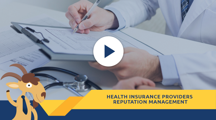 Online Healthcare Reputation Management