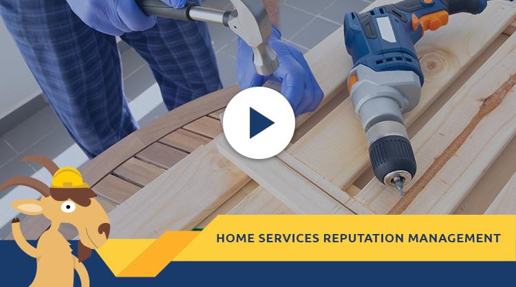 Homes Services Reputation Management