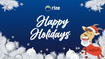 Happy Holidays from Rize Reviews