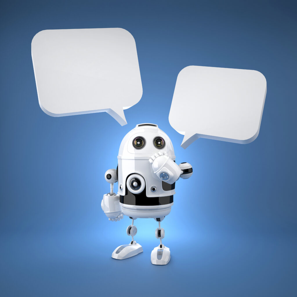 Cute Android Robot